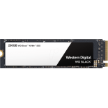 M2 NVMe SSD 250GB, WD Black