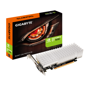 Видео карта GeForce GT-1030 2GB-GDDR5 Silent LP, Gigabyte