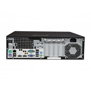 Компютър AMD A8 6500B 3.5G 4MB-DDR3 500GB Windows 10 Home, HP EliteDesk 705 G1 SFF