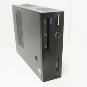 Компютър AMD Athlon 64 X2 5400B 2.8G 8GB-DDR2 240GB SSD, Lenovo ThinkCentre A62