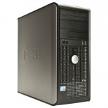 Компютър C2D E8400 3G 4GB-DDR2 160GB, DELL Optiplex 760 Tower