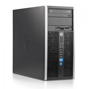 Компютър Core i3-3220 3.3G 4GB-DDR3 128GB SSD+320GB, HP Compaq 6300 Pro MT
