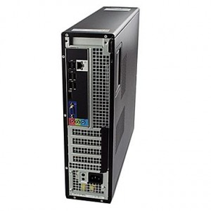 Компютър Core i5-2400 3.1G 4GB-DDR3 250GB, DELL OptiPlex 390 Desktop