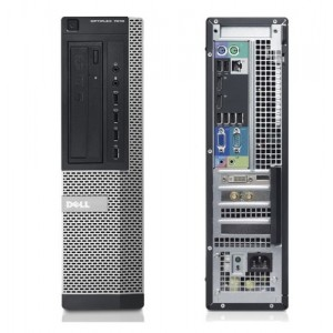 Компютър Core i5-3570 3.4G 4GB-DDR3 320GB, DELL OptiPlex 7010 Desktop