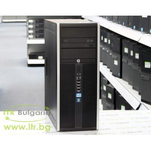 Компютър Core i7-3770 3.4G 8GB-DDR3 500GB, HP Compaq Elite 8300CMT