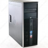 Компютър Core i5-2310 2.9G 4GB-DDR3 500GB Tower, HP Compaq 8200 Elite