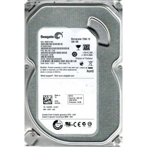 HDD 320GB SATA2, Seagate