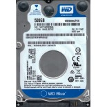 "HDD 2.5"" 500GB SATA3, WD Blue"
