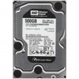 HDD 500GB SATA2, WD Black