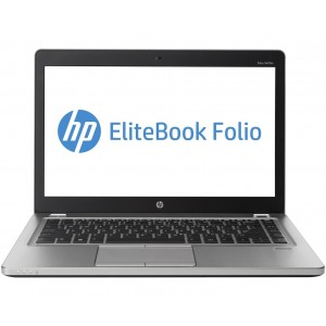 "Лаптоп 14"" 1600x900 Core i7-3687U 2.1G 8GB 128GB SSD, HP EliteBook Folio 9470m"