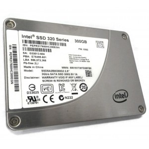 SSD 300GB SATA2 MLC, Intel 320 Series