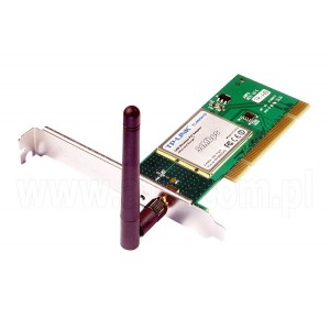 54Mbps PCI adapter, TP-Link TL-WN551G