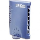 Рутер 4-Port Broadband, Trendnet TW100-S4W1CA