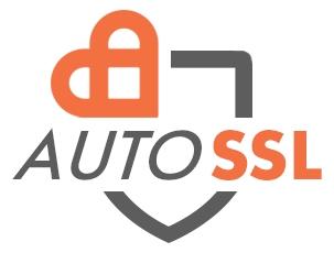 AutoSSL сертификат, специално разработен от cPanel съвместно с Comodo, за сигурна връзка между нашия сайт и уеб потребителите.